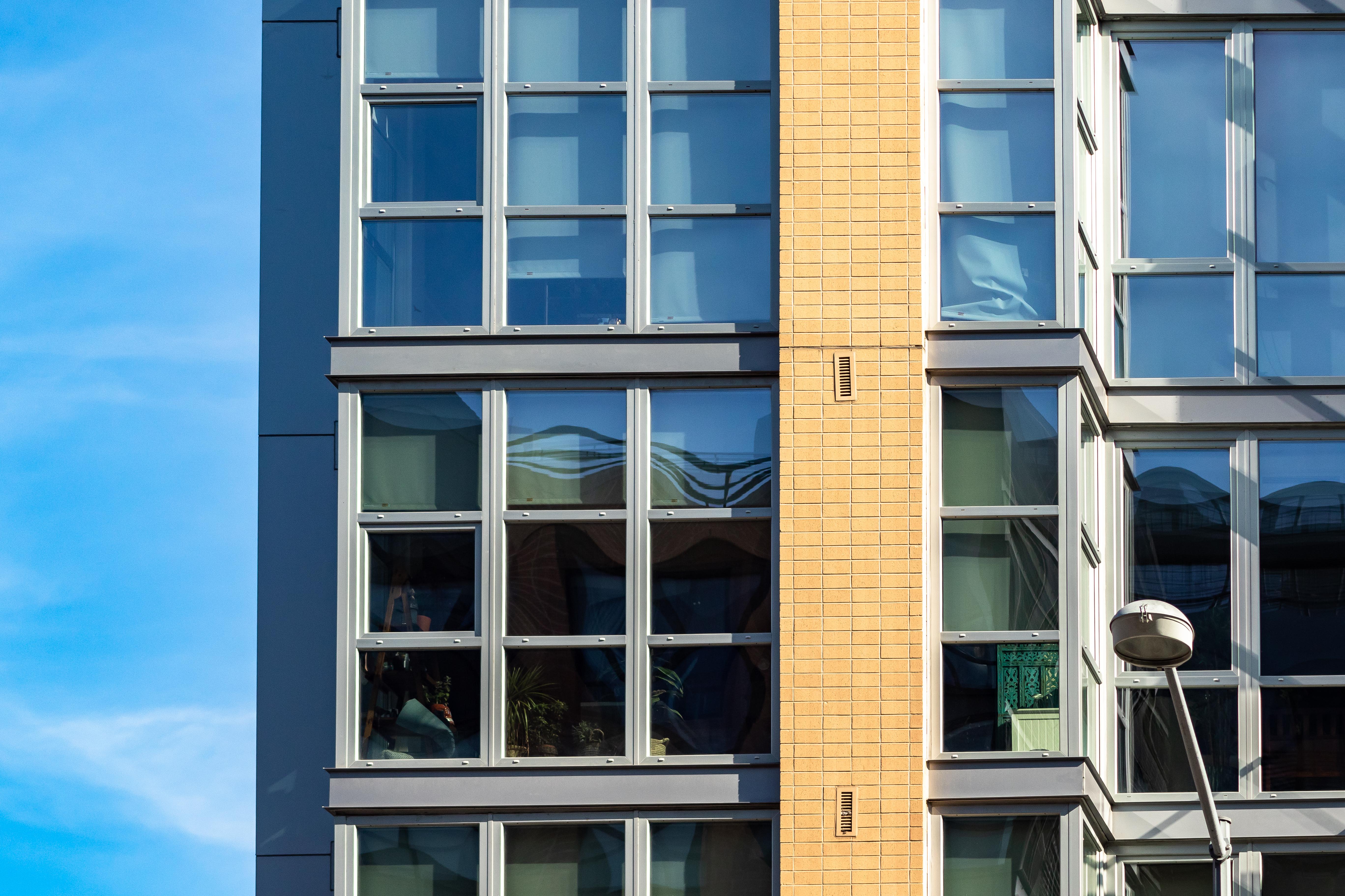 Elysium Fourteen with INTUS Arcade, steel reinforced triple pane polymer windows & balcony doors