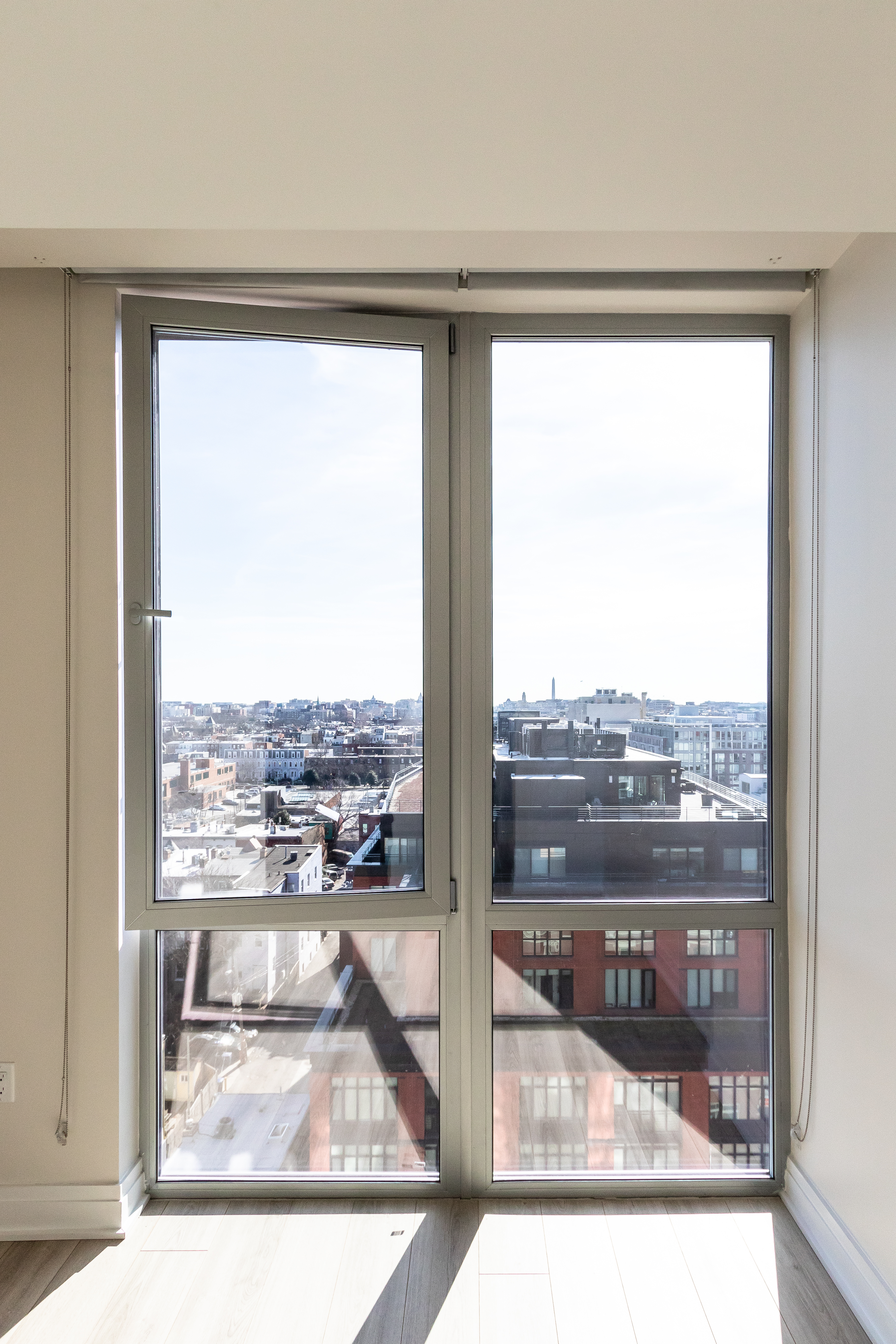 Elysium Fourteen withINTUS Arcade steel reinforced triple pane polymer windows & balcony doors