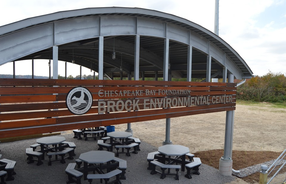 Chesapeake Bay Foundation: Brock Environmental Center with INTUS Windows
