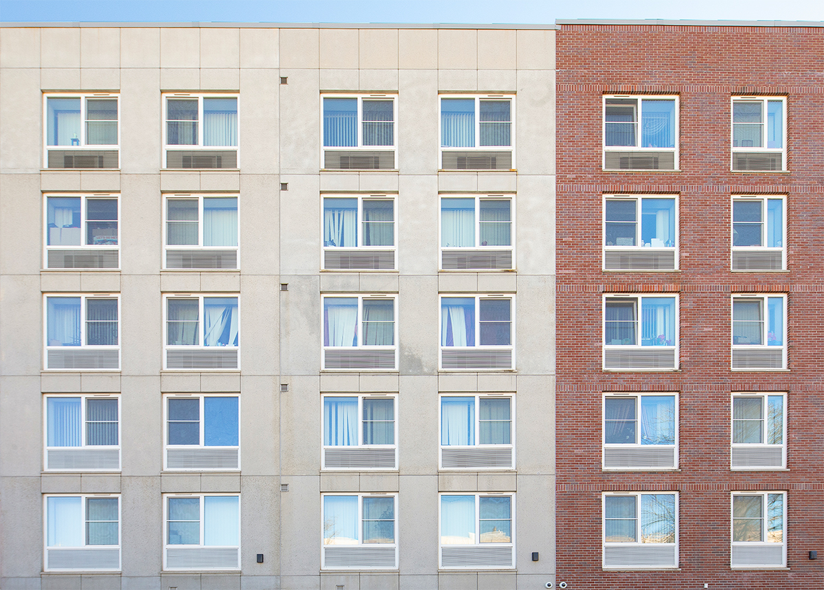 Prospect Plaza Phase I & II with INTUS Windows