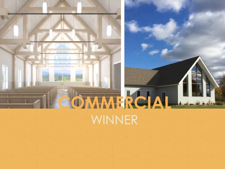 Winner of the 3rd Annual PHIUS Passive House Projects Competition Commercial Winner - Seventh-day Adventist Church