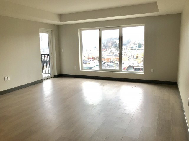 Daylight filled rooms at 10/North Apartments - - featuring Arcade double pane steel reinforced polymer windows