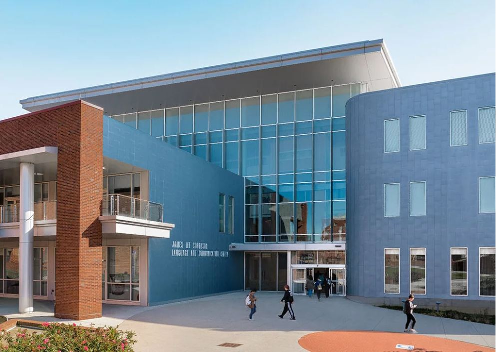 Gallaudet University Residence Hall with INTUS windows